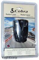 Cobra Esd9275 Esd-9275 9 Band Laser Radar Detector W/ 360 Degree