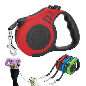 Puppy-Accessories-Dog-Leash-Contraction-Belt-Automatic-Retractable-Nylon-Rope