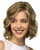 Violet Lace Front Mono Part Estetica Wig U Choose Color Beachy Wavy Style