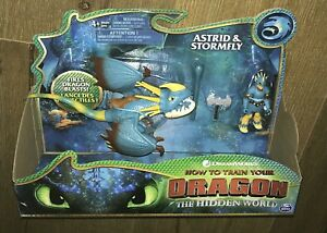 How to train your dragon 3 The Hidden World Astrid And Stormfly Gift