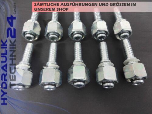 10 pressnippel DKOL a05 dn20 22-l üW m30x2 hydraulique