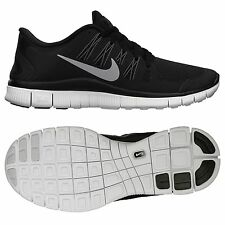 d1b628a09752d ... discount code for item 2 nike wmns free 5.0 580591 002 black silver dark  grey white