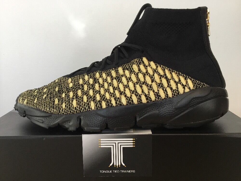 Nike Air Footscape Magista QS Lion Balmain Olivier Rousteing  834905 007  Uk10