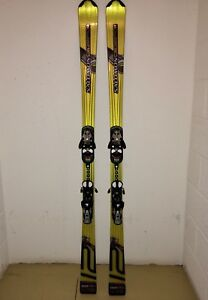 SALOMON CROSSMAX 10 175 cm Ski + Salomon S 912 Ti Bindings