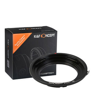 K-amp-F-Concept-67mm-Macro-Reverse-Adapter-Ring-P67-for-Pentax-645-mount-645D-645N
