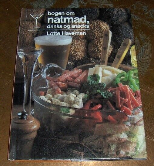 BOGEN OM NATMAD, Drinks og Snacks - LOTTE HAVEMAN, Lotte