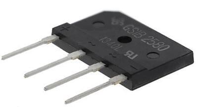 Vishay GSIB2580-E3//45 Bridge Rectifier 25A 800V 4-Pin GSIB-5S