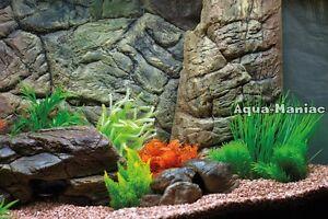 Couvercle de filtre ou de chauffe correspond à la décoration de réservoir de poissons 3d