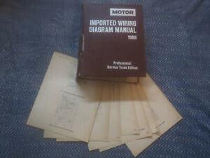 [WQZT_9871]  1988 NISSAN SENTRA WIRING DIAGRAMS SCHEMATICS SET | eBay | 1988 Nissan Sentra Wiring Diagram |  | eBay