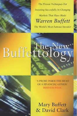 1 of 1 - The New Buffettology, Clark, David, Buffett, Mary, Good Book