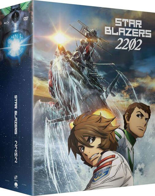 Stella Blazer: Space Battleship Yamato 2202 - Blu-Ray [FUNimation Parte 1 ]