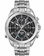 Bulova Men's 96B260 Precisionist Chronograph Date Stainless Steel Watch