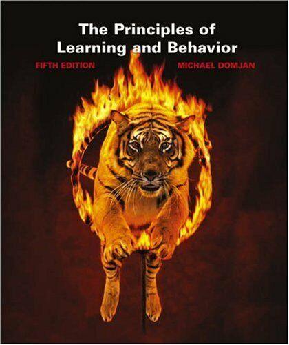 Die Grundsätze Der Lern Und Behavior Hardcover Michael P.Domjan