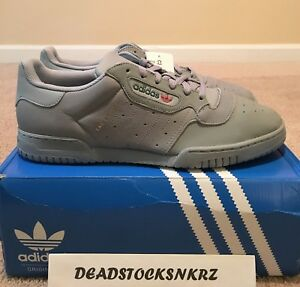 18db49a310a Image is loading Adidas-Yeezy-Powerphase-Calabasas-GREY-SUPCOL-SUPCOL-CG6422 -