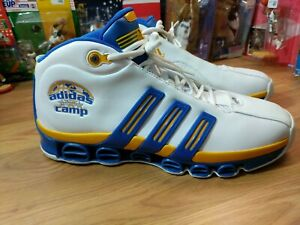 Basketball Taille 5 Superstar Adidas 14 2005 Ss A3 Vtg Structure Camp Rare FqnO14xO