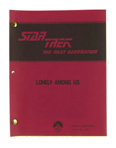 034-Lonely-Among-Us-034-Star-Trek-The-Next-Generation-Original-Script