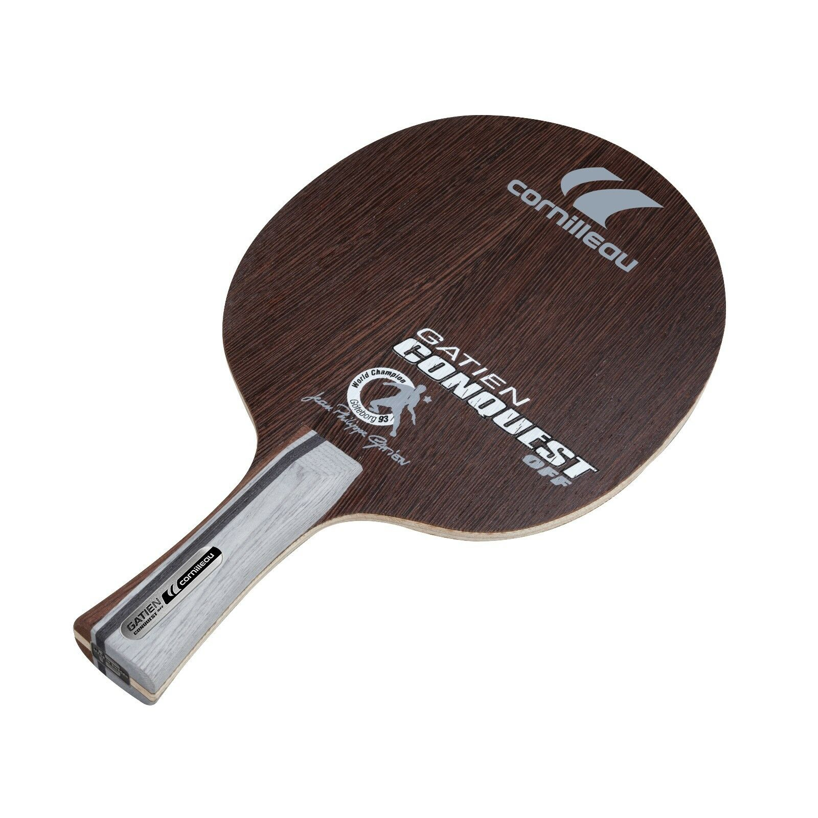 Cornilleau Gatien Conquest Off Table Tennis Blade   Paddle