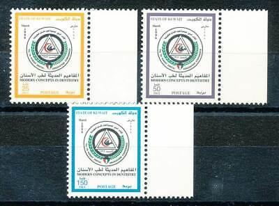 Asien Kuwait Nr.1453-5** Zahnärztekongreß Reich An Poetischer Und Bildlicher Pracht 275746
