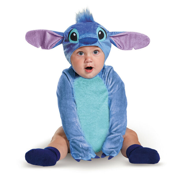 Brand New Lilo and Stitch Deluxe Infant Costume