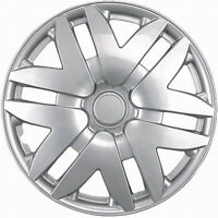 Silver Hub Cap Fits 2002-10 16 Aftermarket Wheel Cover Fits Toyota Sienna on sale