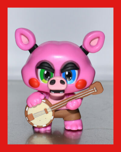 Funko Five Nights at Freddys Pizza Simulateur Mystery Minis pigpatch