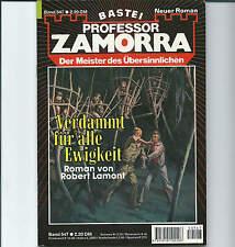 Bastei: Professor Zamorra Nr. 547 Verdammt für alle Ewigkeit - Sehr Gut