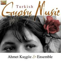 Ahmet Kusg Z - Turkish Gypsy Music [new Cd]