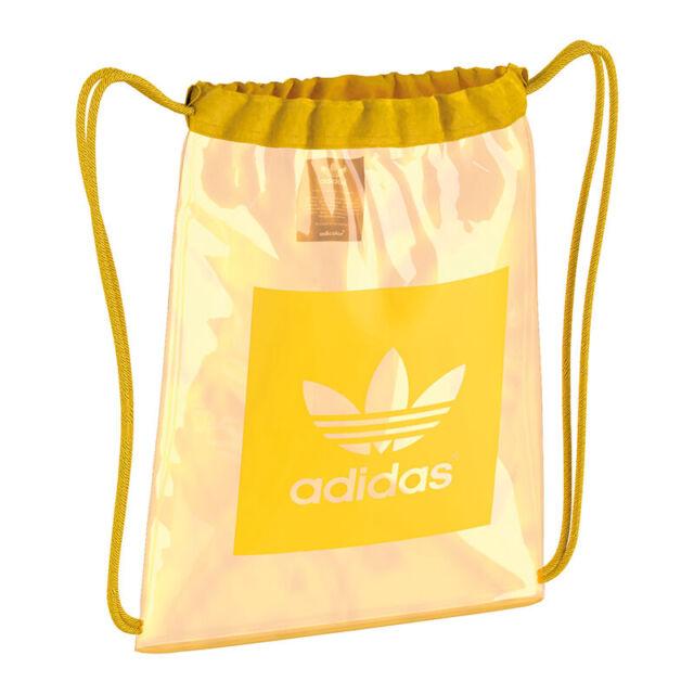 Adidas Originals Adicolor Gymsack Yellow