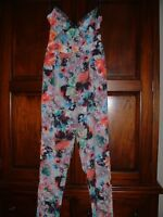BNWT Women's Size 12 Multi Coloured Jumpsuit / Playsuit House Of Fraser rrp £50