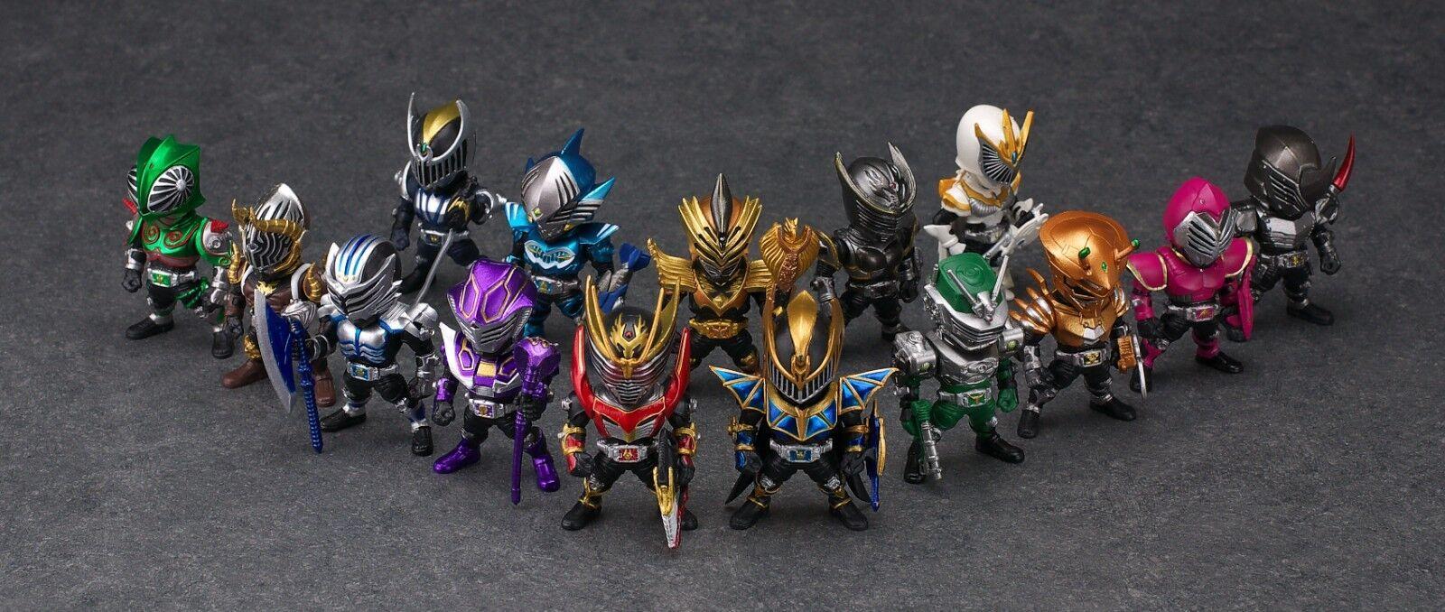 Japan Rare Bandai Converge Kamen Rider PB09 Kamen Rider Ryuki COMPLETE EDITION