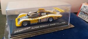IXO-1-43-ALPINE-RENAULT-A442B-LE-MANS-1978-NEUF-EN-BOITE
