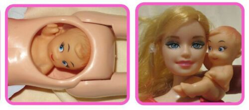 Deliver the Baby Knocked-Up Nancy the Pregnant Doll