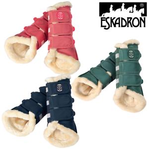 Eskadron Faux Fur Tendon Boots (Classic Sports Ltd. SS19) FREE UK shipping