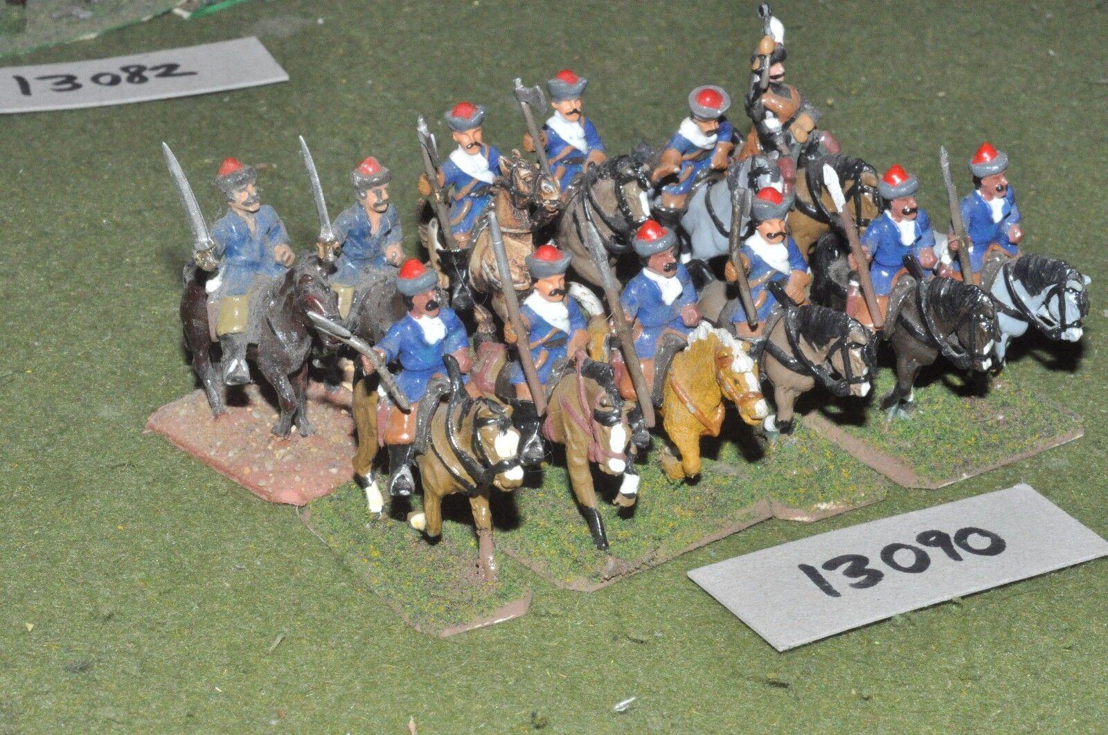 25mm renaissance   polish - cavalry 12 cavalry - cav (13090)