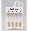 Pro 4 Slots USB 250mA*4 Intelligent Rechargeable Charger For AA//AAA NIMH DC 5V