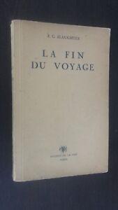 Frank-G-Slaughter-La-Fin-de-La-Viaje-1947-Presses-Quotes-El-Paris-Buen-Estado