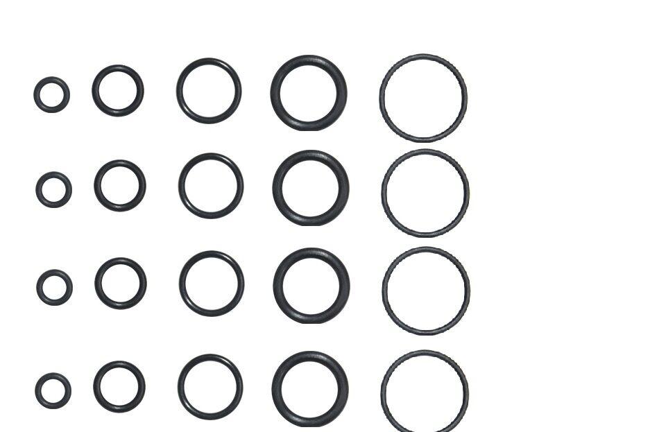 Dressage Arena Marker Stickers x 12 Black On White 150 x 200mm 160-12