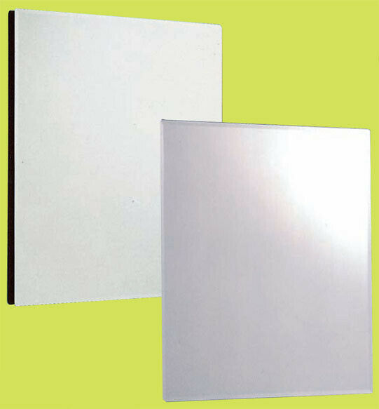 Miroir Gedy à Fil Biseauté 60x70 cm pour les Meubles de Salle Bains et Armoire