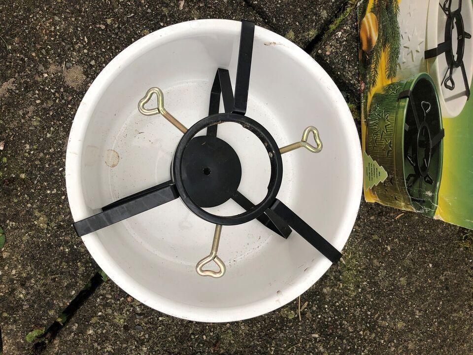 West Germany keramik skål + juletræsfod