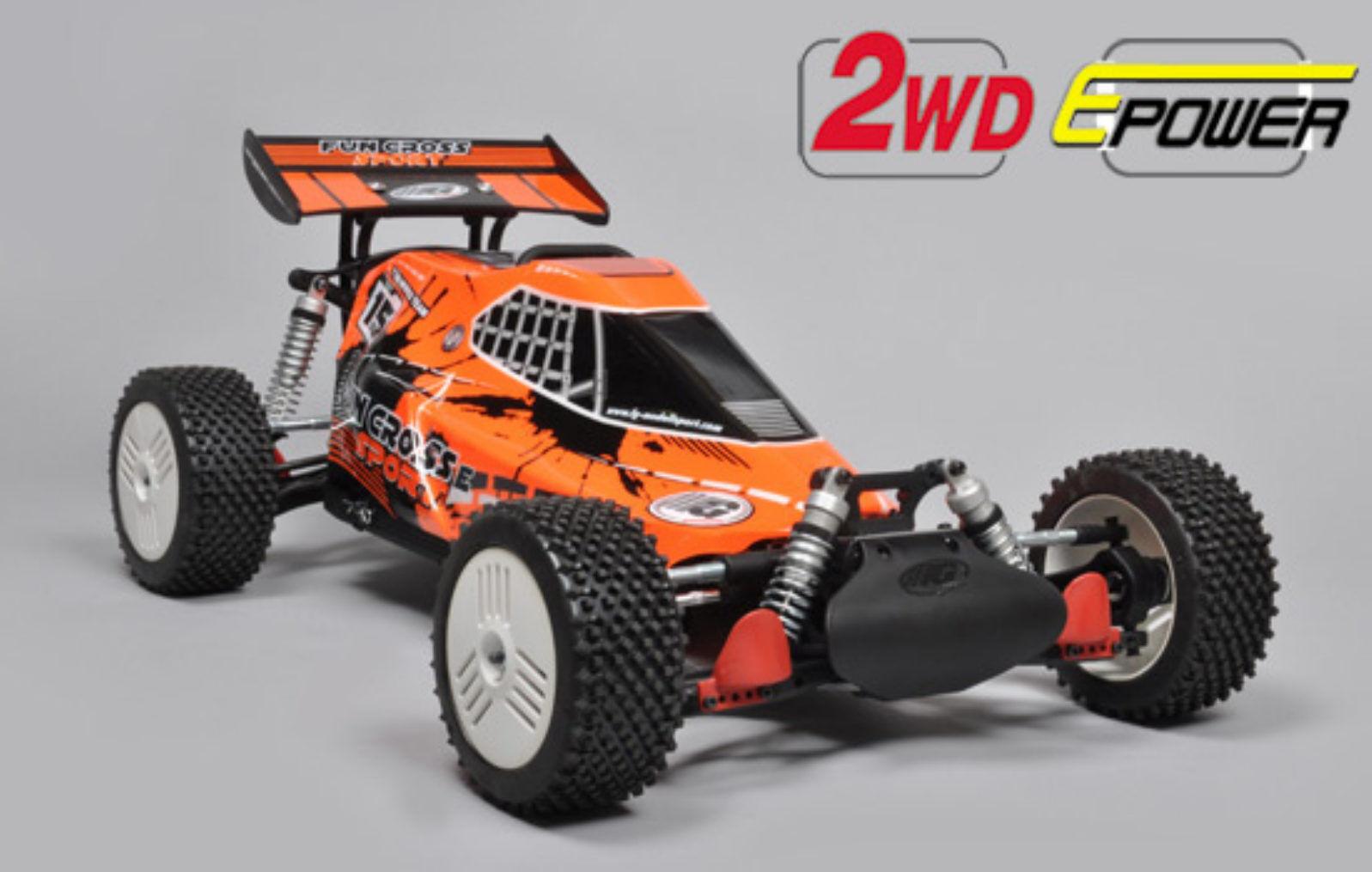 FG modellsport  670070e Fun CROSS SPORT E E E sin escobillas 2wd  descuento de ventas en línea