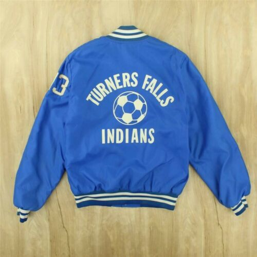 vtg usa made 70s 80s TURNERS FALLS ma INDIANS bomb