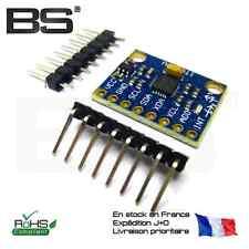 BSFrance IMU 6DOF MPU6050 GY521 6 axis accelerometer gyroscope ESP32 Arduino Pi