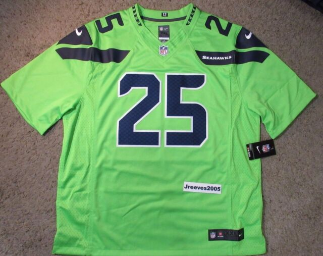 the latest 3ccac be959 new zealand richard sherman color rush jersey 6ec48 fd7d7