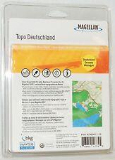 NEW Magellan Topo Deutschland Germany Maps loaded SD Card Triton 500 2000 1500