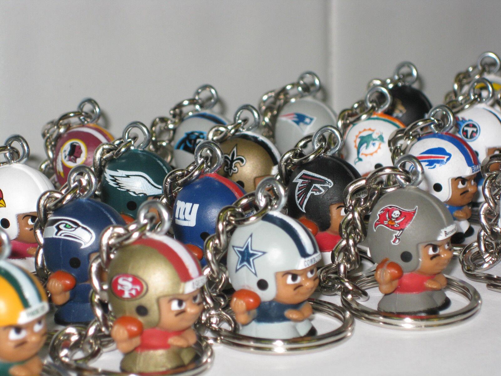 La NFL teenyhates revendió la cadena crítica de 32 equipos de la NFL al por mayor.