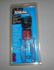 Ideal 30 696 Ratchet Telemaster Crimp Tool