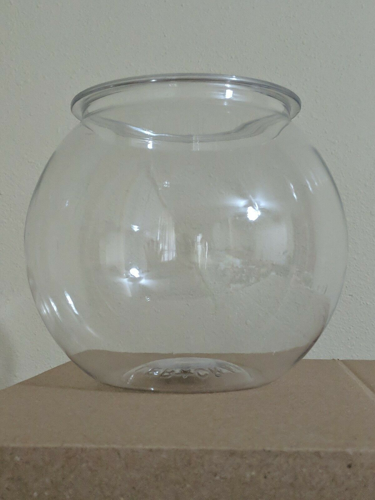 Koller Products 1-Gallon Fish Bowl with LED Lighting