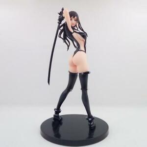 Jap-Anime-GANTZ-Union-Creative-NO-16-Sexy-Shimohira-reika-PVC-Figure-Model-Sword