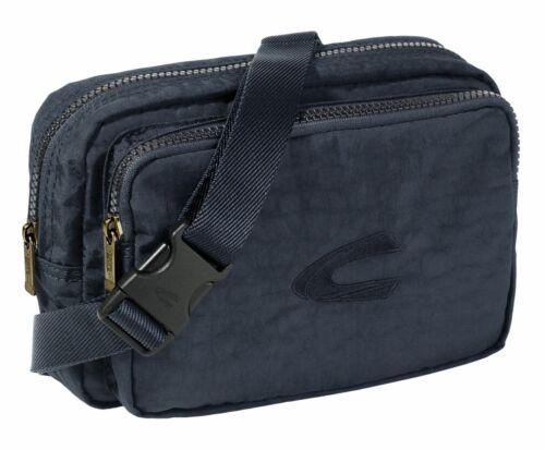 camel active Journey Belt Bag Gürteltasche Tasche Dark Blue Blau