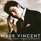The Great Tenor Songbook (CD, Nov-2010, Sony Music Distribution (USA))